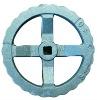 Sand Casting Part/Valve Part Hand Wheel