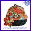 2012 flower coin purse