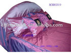 100%polyester silk bedding set 5pcs
