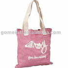 Cute Pink Tote /Shopping Bag for Young Girls