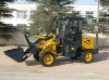 ZL08 mini loader,Chinese engine,4 wheels driving,ce approved