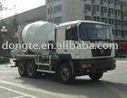 SX5255GJBJT404C Concrete mixer truck