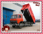 Top quality Famous 6*4 used dump trucks for sale