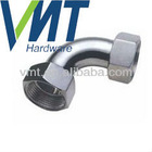 hydraulic union pipe elbow fitting