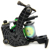 Pro Spider Web Style Handmade Tattoo Shader Machine Gun 8 Wrap Coils