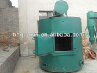 Environmental friendly carbonizing oven in high capacity