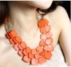 Hot selling fashion charm necklace 2012