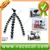 New Flexible Digital Super-Mini Camera Tripod White & Black