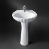 Wash Basin & Pedestal HDLP009