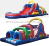 soft toy inflatable kid obstacle course with good quality