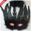 ostrich feather mask,Different Design Party Mask