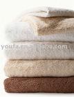 100%cotton plain terry dobby towel