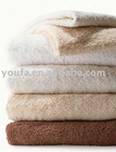 100%cotton plain terry dobby towel