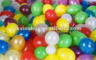 100% natural latex balloon assorted color