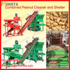 New Combine Peanut Shelling Machine with Big Capacity 3ton 4ton for For Peanut Cleaning and Shelling