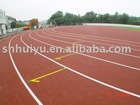 Two Component Polyurethane Materials for Running Track