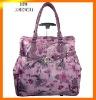 Fuchsia Laptop Trolley Bag