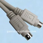 8 pin mini din cable,audio and video cable