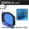 Sqaure Full Blue Color Filter