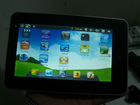 "7"" Tablet pc M7007(accept paypal) CPU:VIA 8505 300 Mhz"