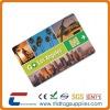 Full color print SLE4442 smart card