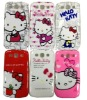 For Samsung Galaxy S3 i9300 PC hard case with Hello Kitty design