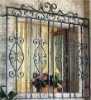 forged iron baluster