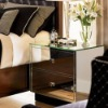 .dressing table,mirrored furniture