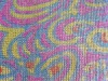 shiny raffia straw,Irridescent foil printed fabirc, knitted fabric,bags making material