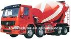 Sinotruk howo 8*4 12m3 construction mixer truck& Sinotruk Mixers