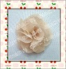 Handmade decorative flower