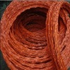 PVC coated Razor Barbed Wire(factory supllier)