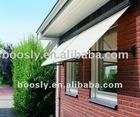 Guangzhou Patio awning/retractable/motorized outdoor awning