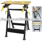 height adjustable machinery work bench