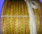 Mixed polyester rope