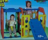 combo gym with swing/toys gym/clidren gym