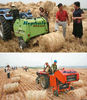 easy to use peanut stalk baler