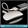 4000mA Power Bank USB External Backup Battery for iPhone iPod iPad mobile phone Tablet PC MID Universal Battery Charger