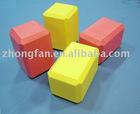 EVA brick,yoga block,fitness blocks