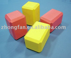 EVA brick,yoga block,fitness blocks
