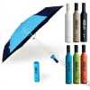 Wine Bottle Promotional Umbrella