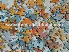 Children DIY Paper Puzzle