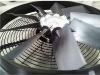 Compress axial flow fan