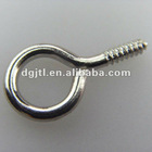 high quality stainless steel screw eye hook