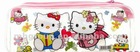 2012 hot cute cartoon PVC pencil bag