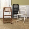 UC-RC11 Leisure Bamboo Folding Chair