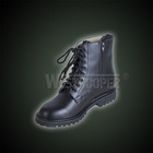 [Super Deal] military black ankle boots 70-1132