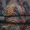 20m/m silk crepe chiffon fabric for dress/garment/hometextile