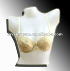 Full lace half cup padded bra