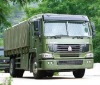 Military Cargo Truck 4x2 for army